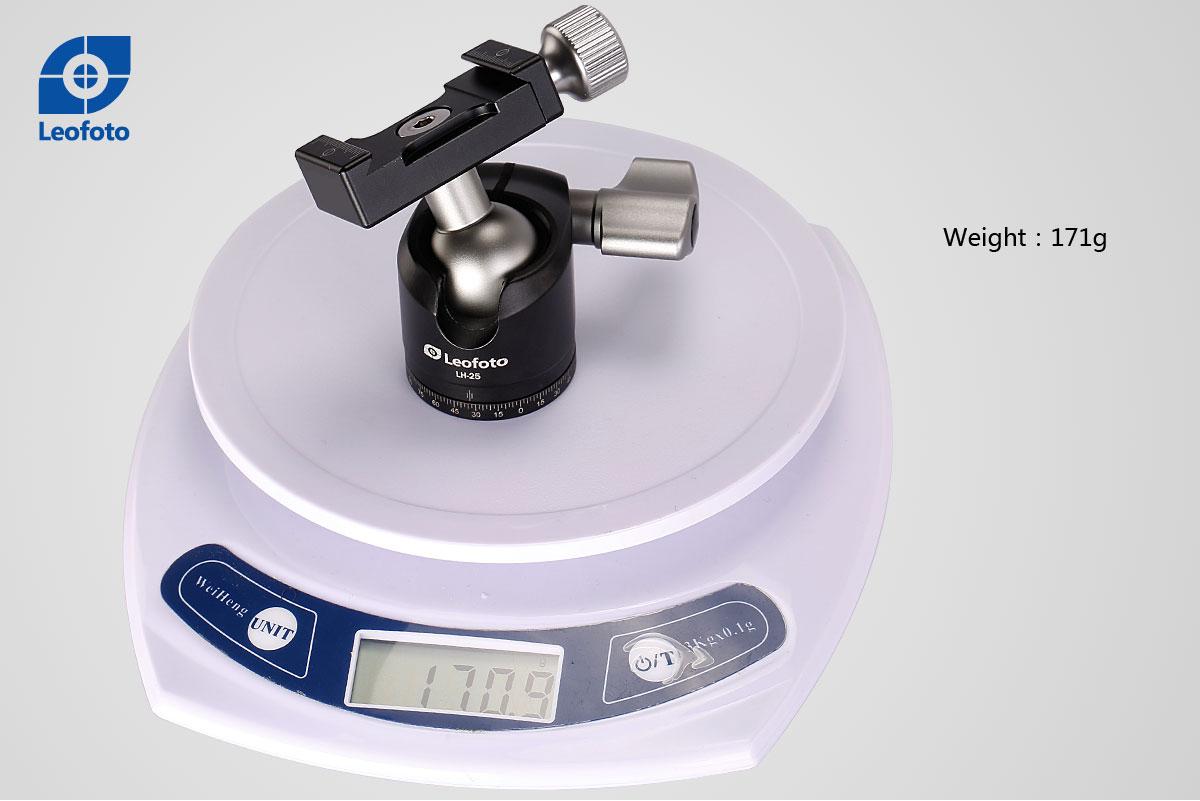 c27ec4fRótula de bola LH-25+PU-25 de 172 gramos