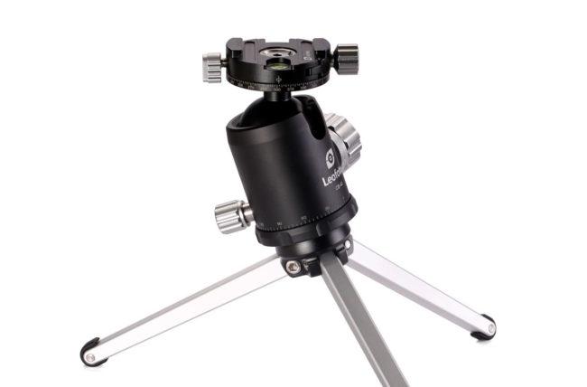 Rótula de bola CB-40 con rotador independiente de Leofoto