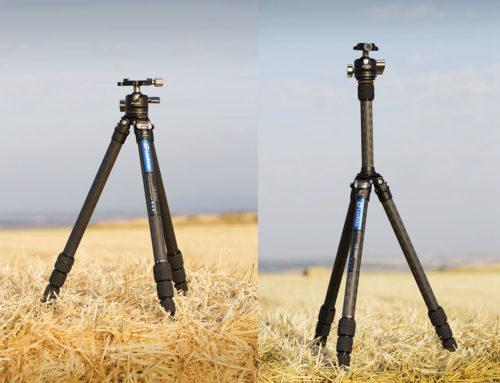 Review trípode Leofoto LS-254C y rótula LH-30