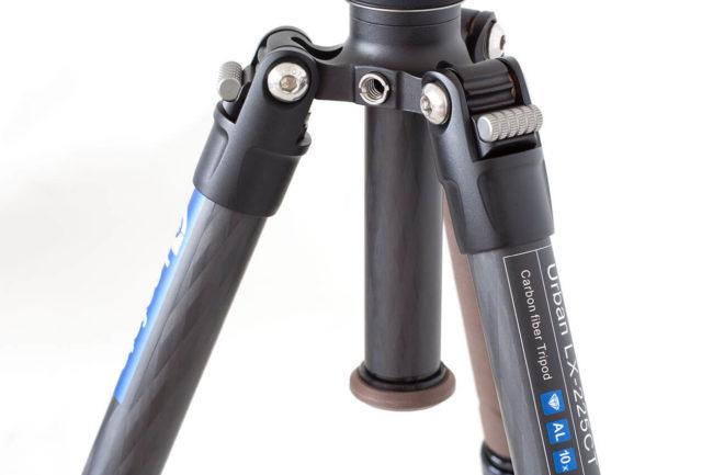 Kit Leofoto Urban LX-225CT+XB32Q trípode de carbono con rotula