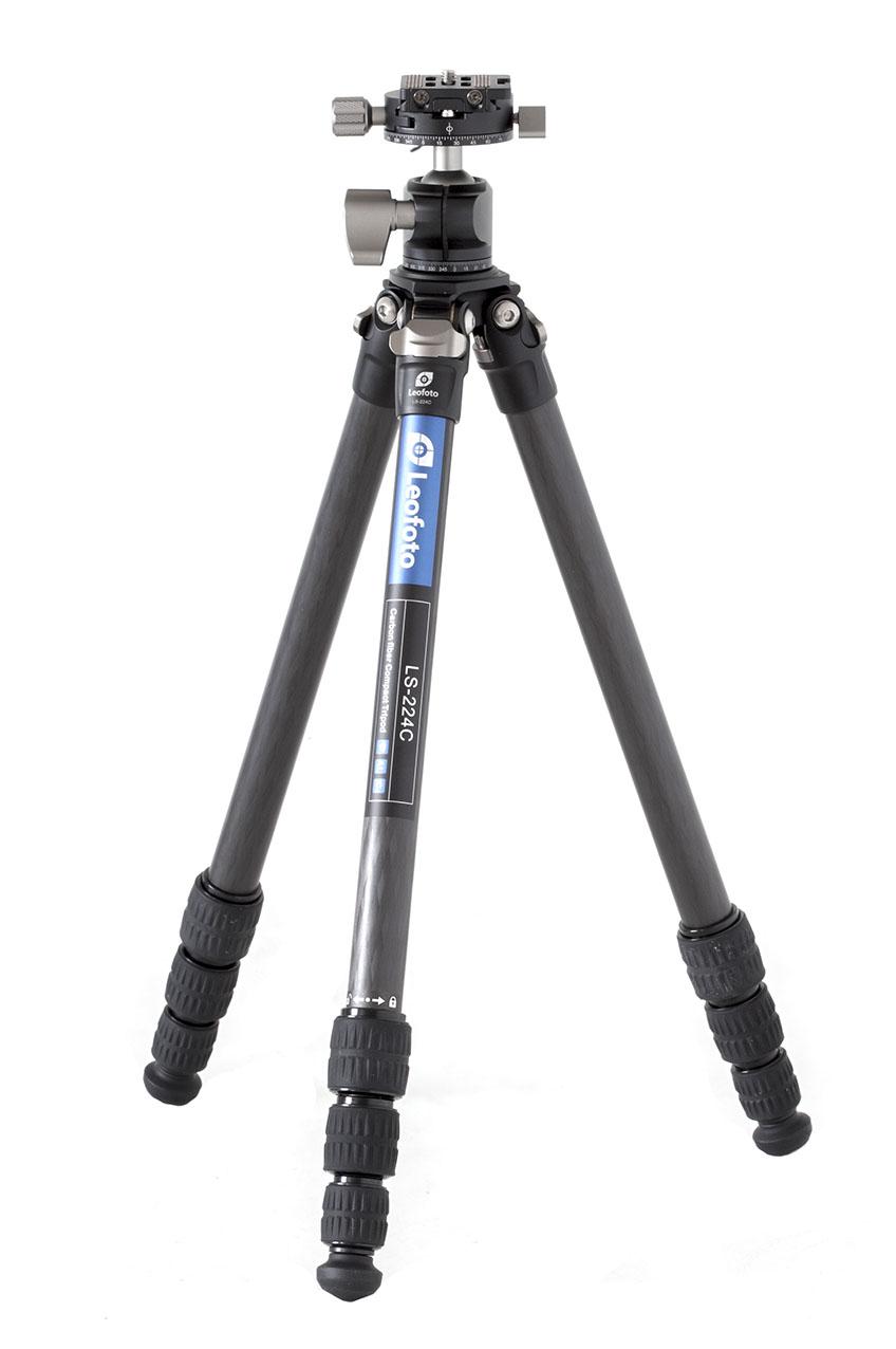 Kit Leofoto LS-224C+LH25R