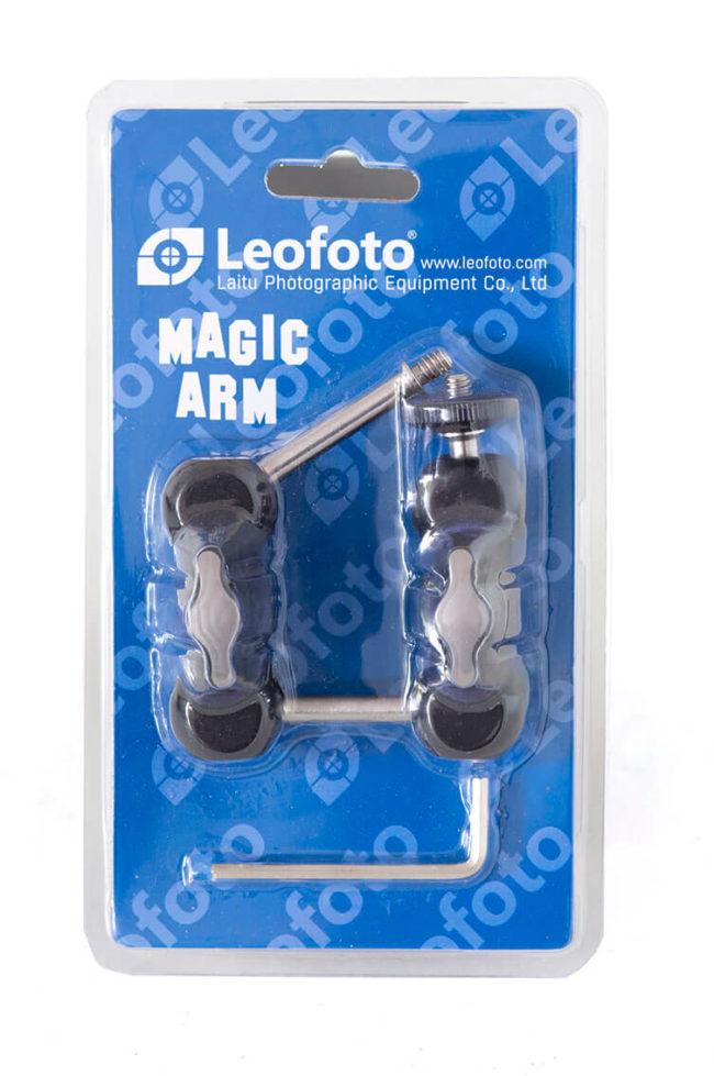 Leofoto AM-2L soporte blister