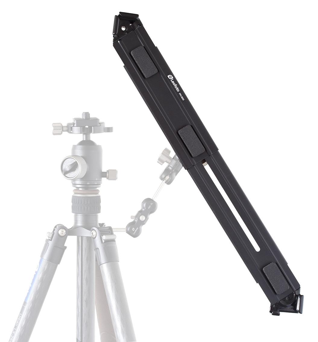 Leofoto IPC500 regleta para tablet grande