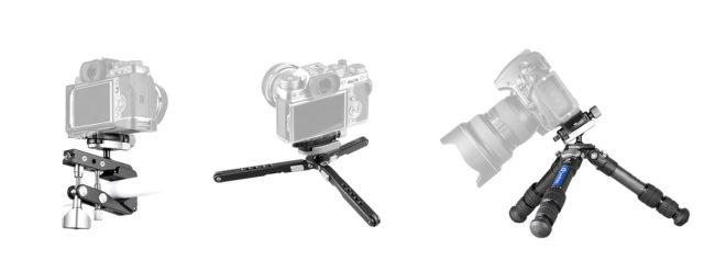 Leofoto MBC-18 mini rótula soporta hasta 5 Kg