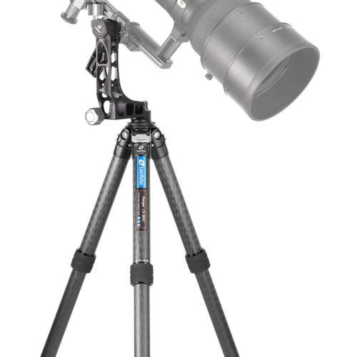 Leofoto LS-365C+PG-1 con rótula gimbal