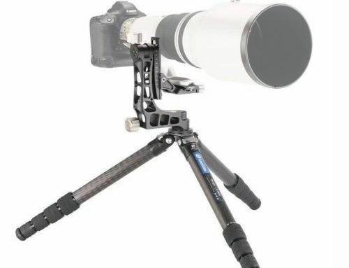 Probando trípodes Leofoto LS-365C con gimbal PG-1 en los Hides de El Taray en Facebook