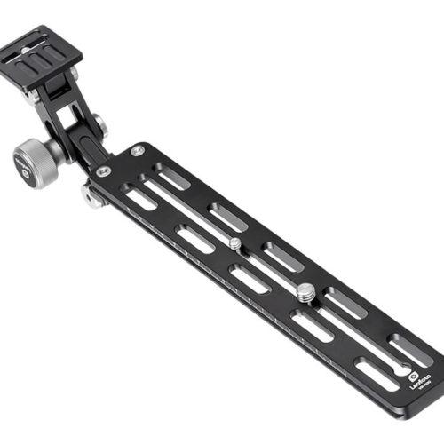 Leofoto VR-250 regleta para teleobjetivos
