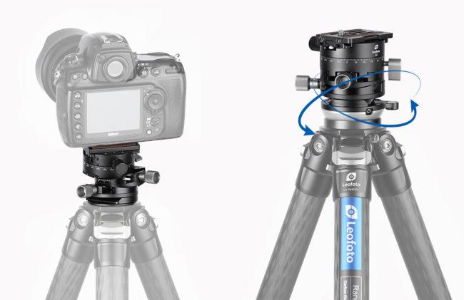 Leofoto G2 rótula de precisión 3D para fotografía