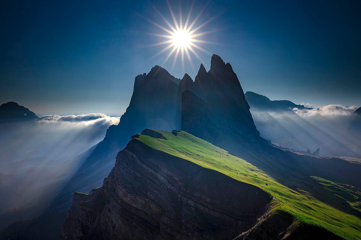 Entrevista al fotógrafo Miguel Angel Morenatti para Leofoto en Dolomites