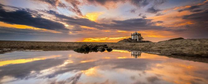 Fotografía de paisaje con trípode Leofoto LS-324C por Miguel Mesquita