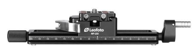 Zapata rail Macro MP-150 compatible arca swiss