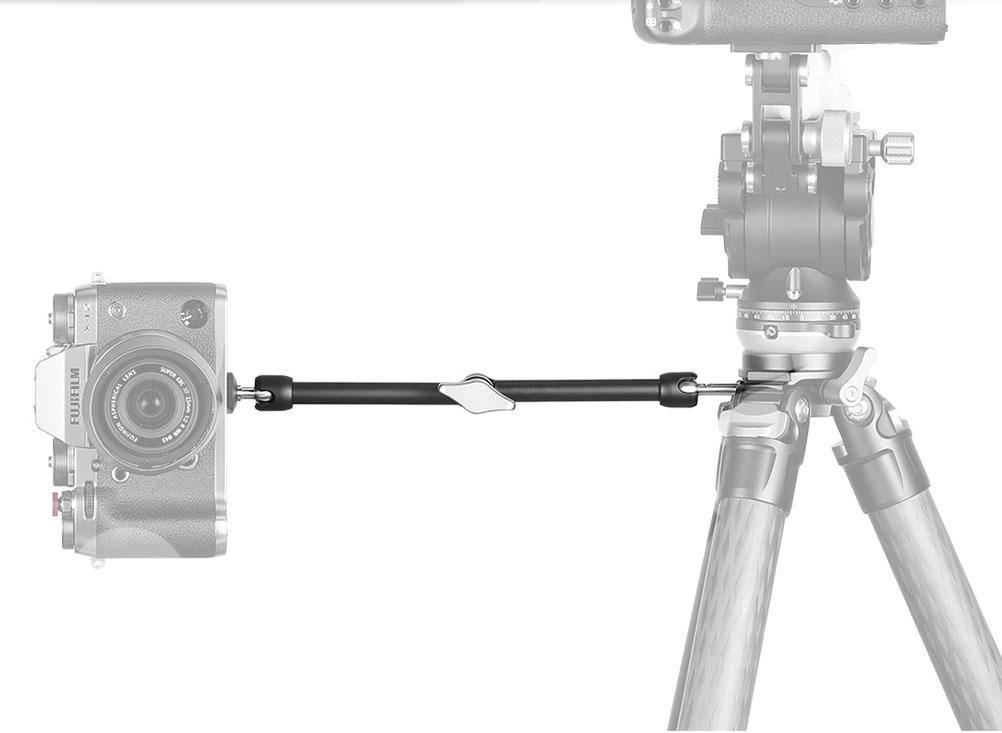 Brazo articulado Leofoto AM-4 para cámara y accesorios