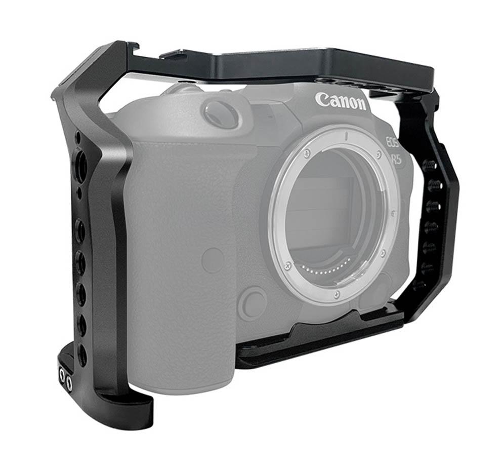 Camera Cage Leofoto Canon EOS R5