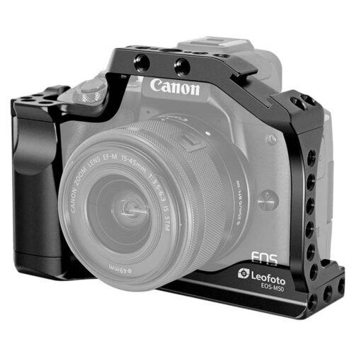 Camera Cage Leofoto EOS M50