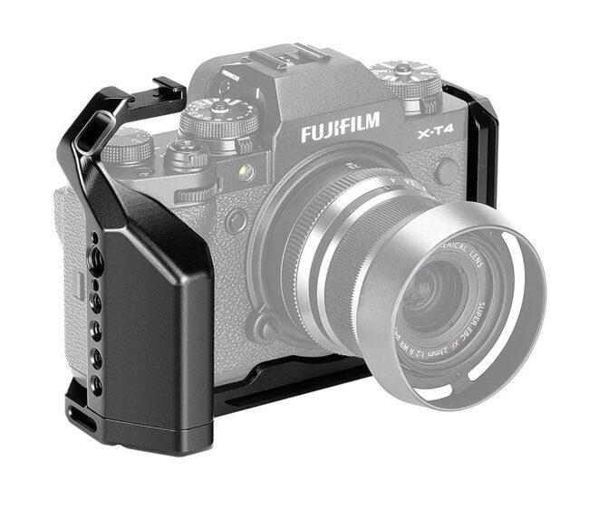 Plato L Leofoto LPF-XT4 para Fuji