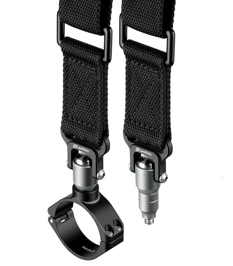 Correa Leofoto Strap-32LS-para transporte de trípodes