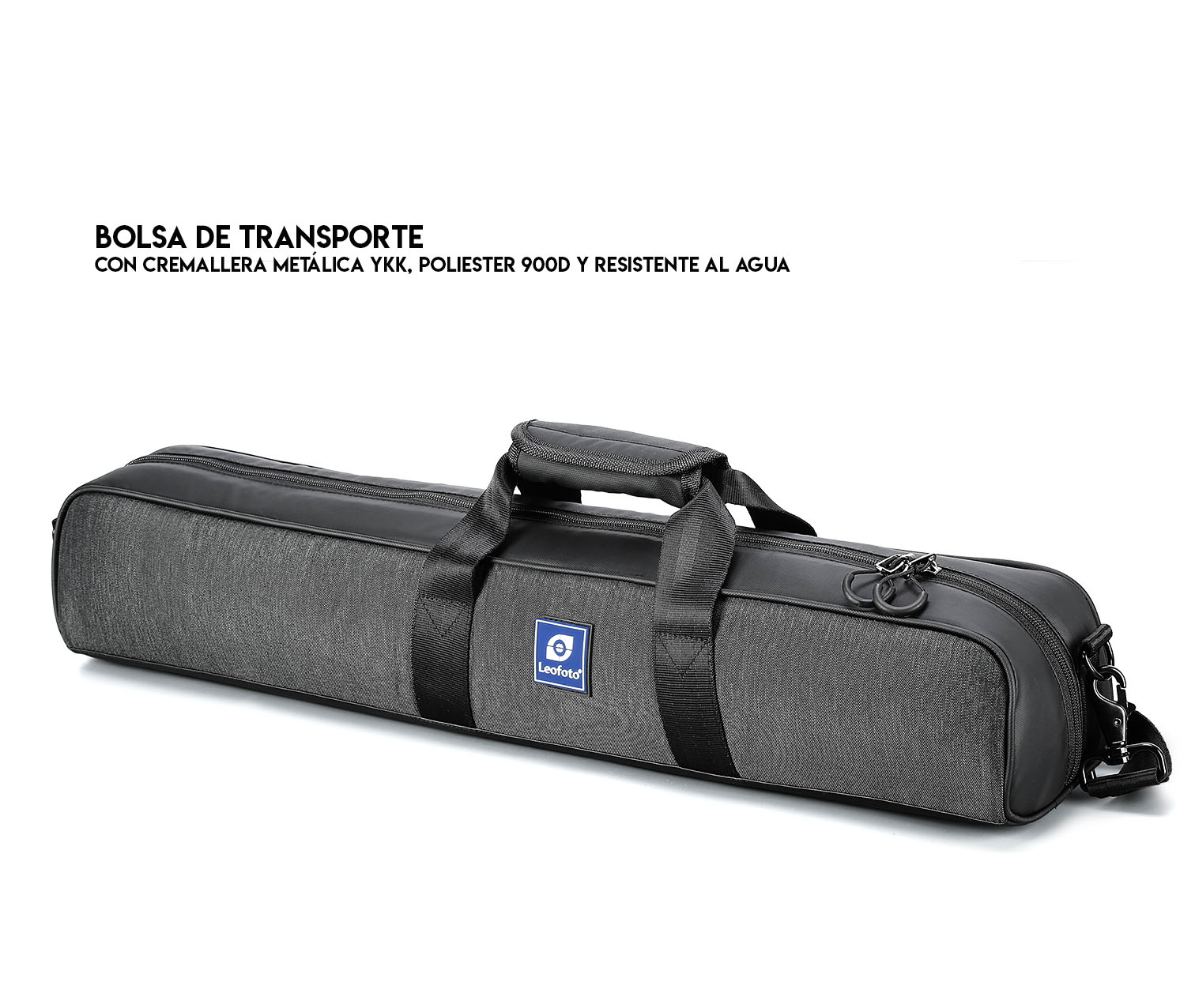 Bolso de transporte del trípode Leofoto LQ-324C+LH-40