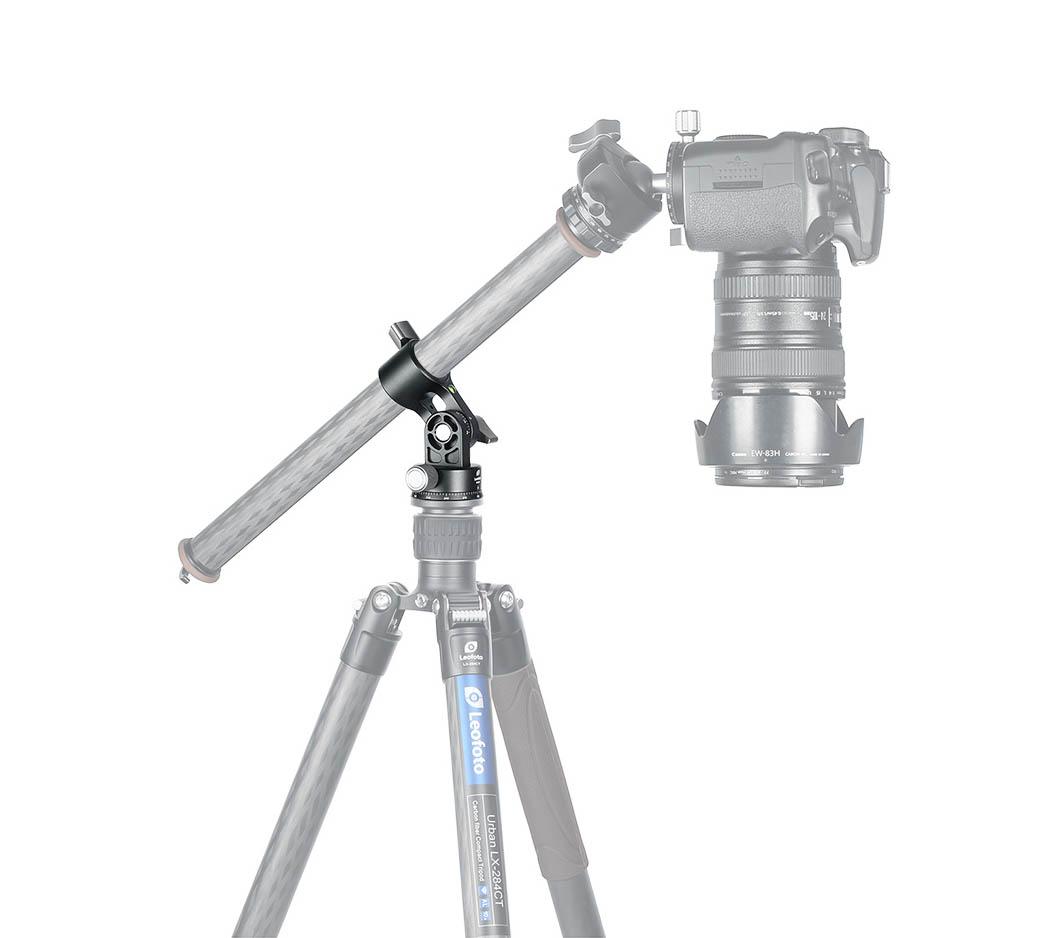 Adaptador para columna de trípode Leofoto HX-28