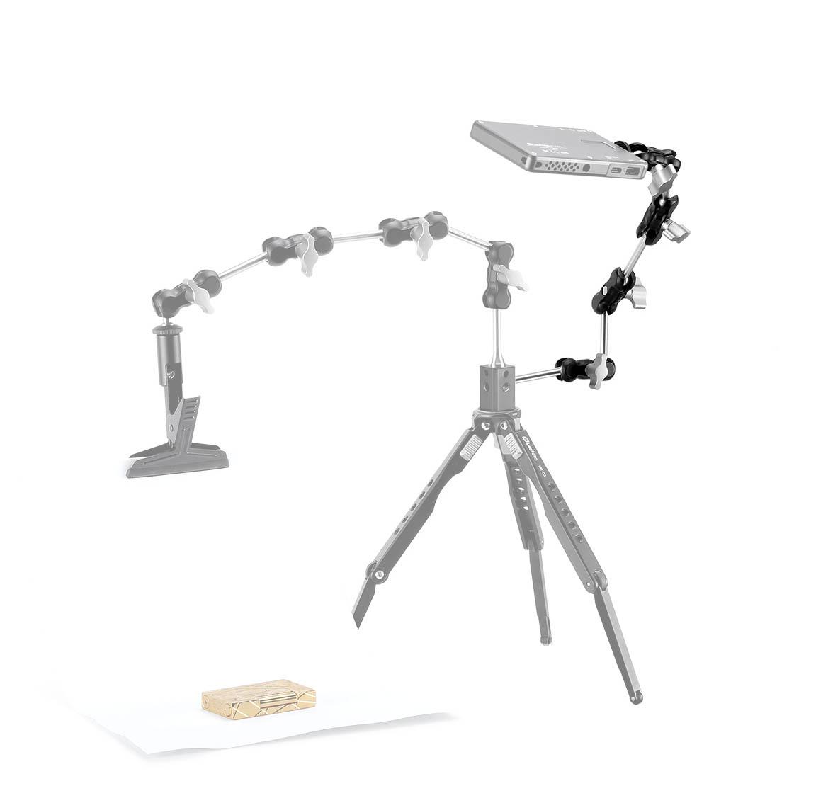 Leofoto AM-1XL de 4 secciones articulables
