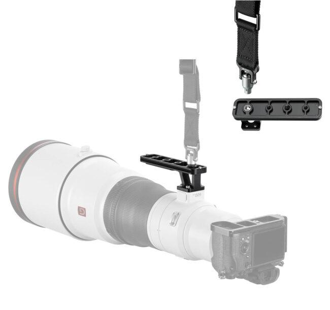 Zapata Leofoto SF-03 para Sony 400mm y 600 mm Arca Swiss