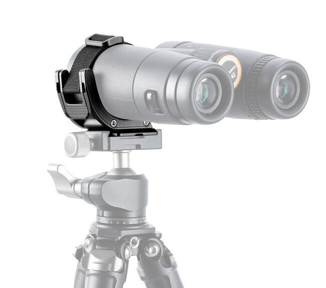 Soporte Leofoto BC-01 para binoculares