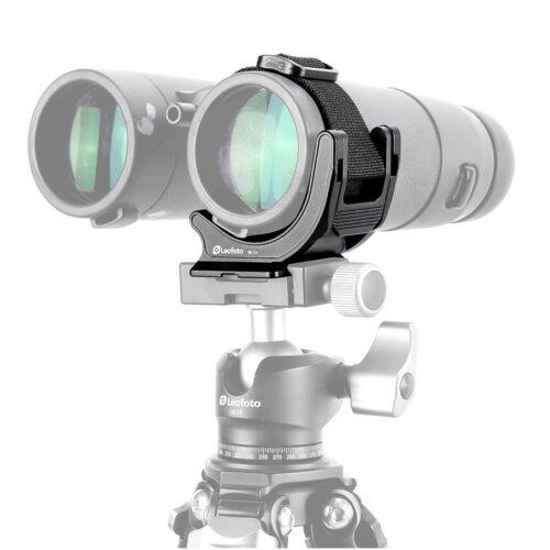 Soporte para prismáticos Leofoto BC-01