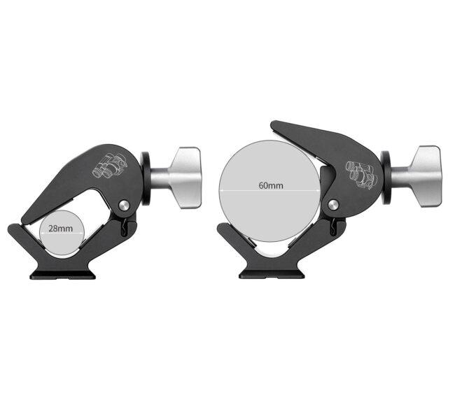 Leofoto BC-02 para binoculares de 28 a 60mm