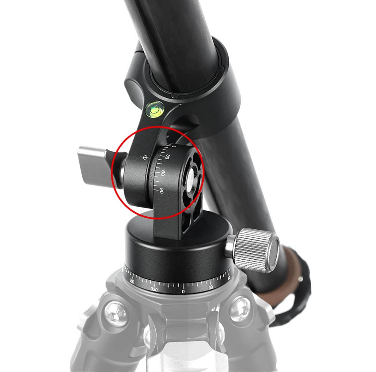 Leofoto HC-28 indicadores grabados con laser