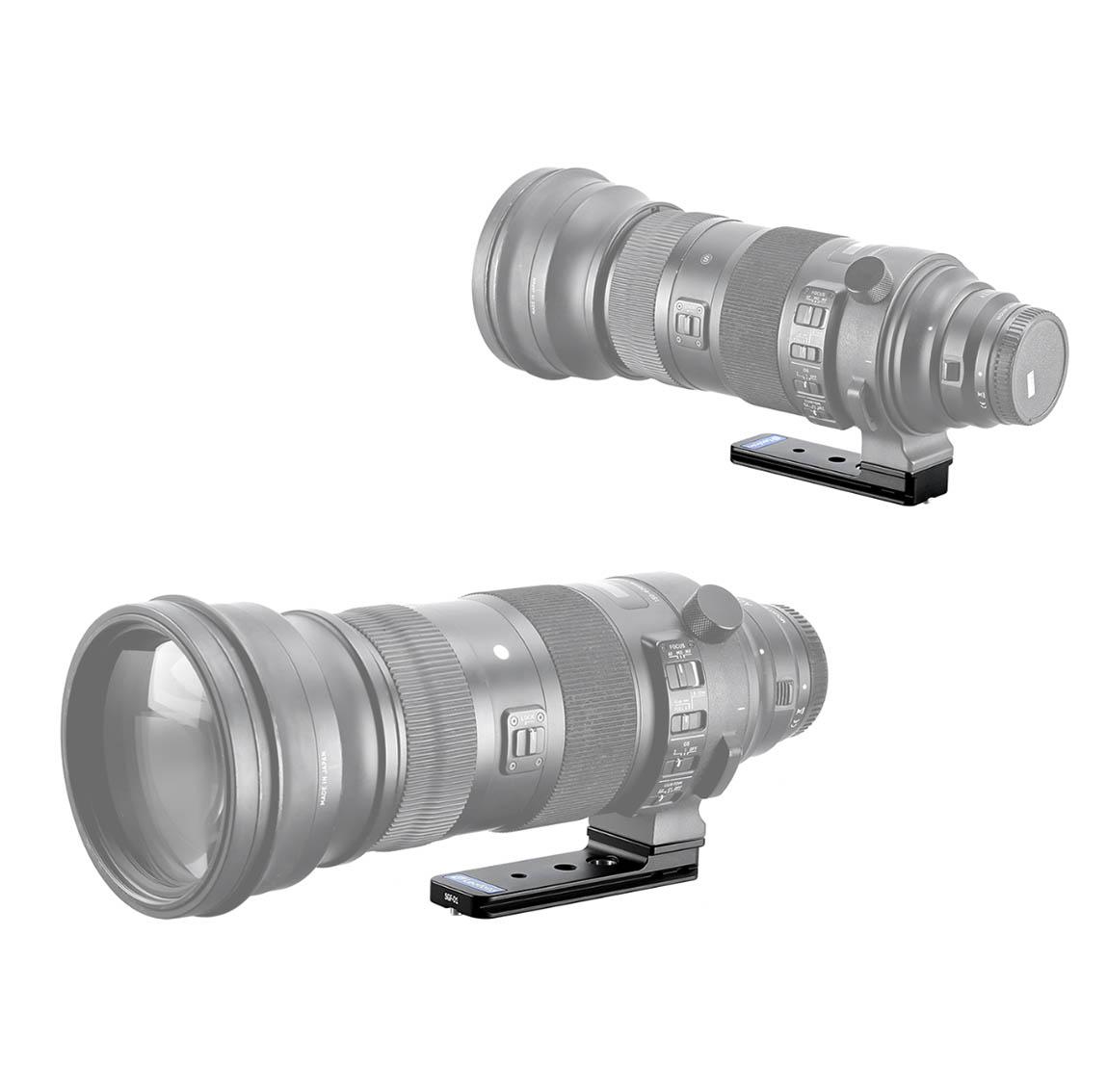 Leofoto SFG-01 para teleobjetivo zoom Simga 150-600