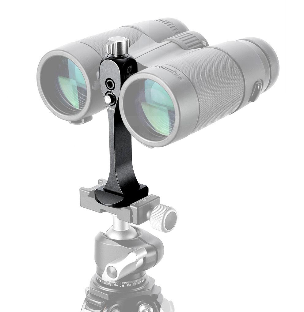 Soporte rápido para prismáticos Leofoto BC-03