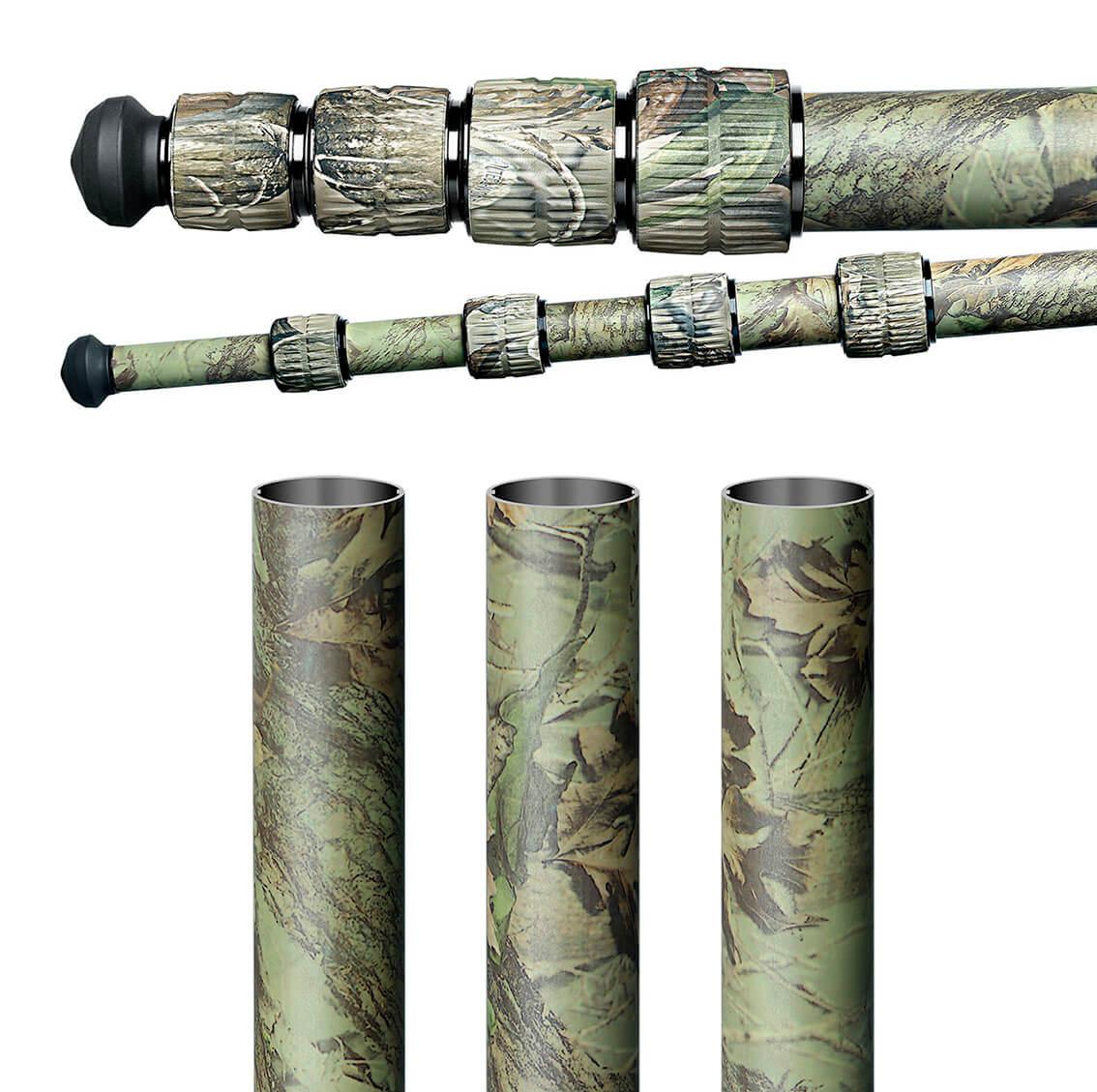 Patas y secciones del trípode LS-365CEX Full Camo